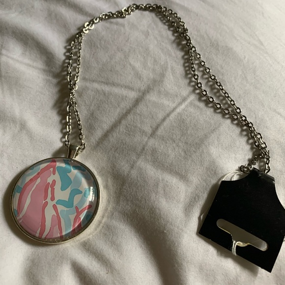 Necklace w/Lily Pulitzer